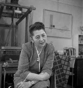 Margaret Leischner, by John Gay - NPG x200985