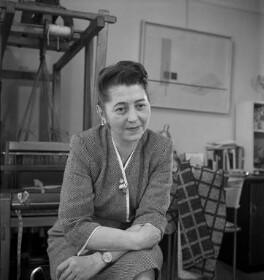 Margaret Leischner, by John Gay - NPG x200986