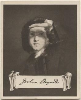 Sir Joshua Reynolds, issued by Sarony & Co, after  Sir Joshua Reynolds - NPG D48930