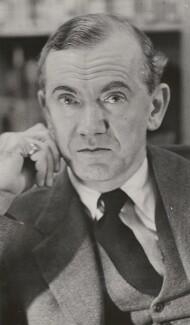 Graham Greene, by Lida Moser - NPG x198564