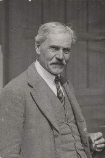 Ramsay MacDonald, by Unknown photographer - NPG x198567
