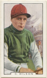 Gerry Wilson, issued by Gallaher Ltd - NPG D48944
