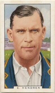 Elias Henry ('Patsy') Hendren, issued by Gallaher Ltd - NPG D48961