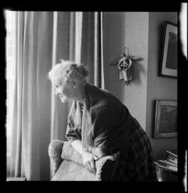 Angela Thirkell, by Ida Kar - NPG x201258