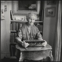 Angela Thirkell, by Ida Kar - NPG x201259