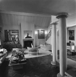 Interior of Dorothy Wilding's last studio, by John Adriaan - NPG x200891