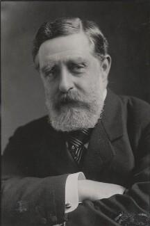 Sir (William) Edward Goschen, 1st Bt, by Unknown photographer - NPG x198592