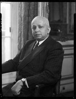 Sir Oliver Ernest Goonetilleke, by Vandyk - NPG x97506