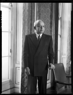 Sir Oliver Ernest Goonetilleke, by Vandyk - NPG x97508