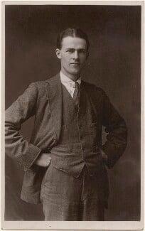 George Douglas Howard Cole, by Tayler Bros - NPG x196001