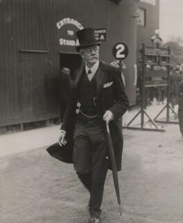 Arthur James Balfour, 1st Earl of Balfour, by Unknown photographer - NPG x196007