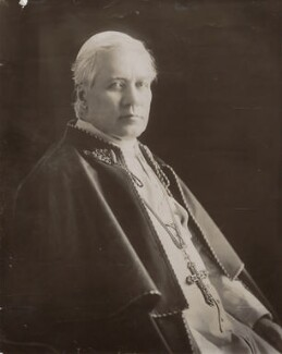 Pope Pius X (Giuseppe Melchiorre Sarto), by Ernest Walter Histed - NPG x196008