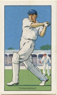 Leslie Fletcher Townsend, issued by Gallaher Ltd - NPG D48992