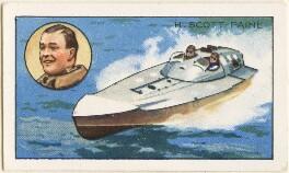 (Charles) Hubert Scott-Paine, issued by Gallaher Ltd - NPG D49003