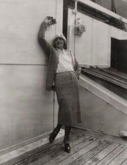 Greta Garbo, by Unknown photographer - NPG x196081