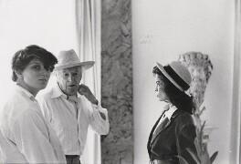 Cecil Beaton; Bianca Jagger, by Cecil Beaton - NPG x40239