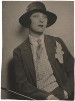 Gertrude Lawrence as Ann Wainwright in 'Treasure Girl', by Unknown photographer - NPG x196108