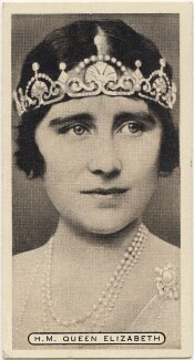 Queen Elizabeth, the Queen Mother, issued by Ardath Tobacco Company Limited - NPG D49095