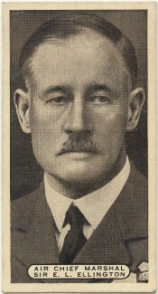 Sir Edward Leonard Ellington, issued by Ardath Tobacco Company Limited - NPG D49114