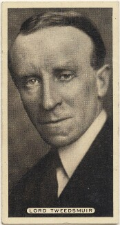 John Buchan, 1st Baron Tweedsmuir, issued by Ardath Tobacco Company Limited - NPG D49123