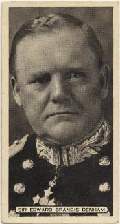 Sir Edward Brandis Denham, issued by Ardath Tobacco Company Limited - NPG D49142
