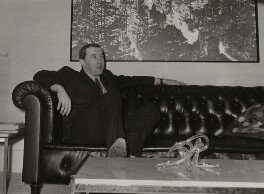 David Frost, by Unknown photographer - NPG x196137