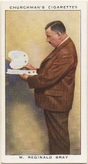 Willie Reginald Bray, by Mr Douglas, issued by  W.A. & A.C. Churchman - NPG D49149