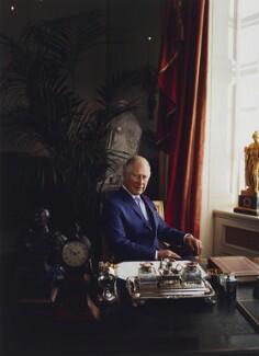 Prince Charles, by Alexi Lubomirski - NPG x201265