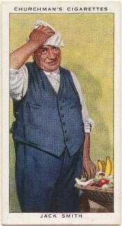 Jack Smith, by Mr Douglas, issued by  W.A. & A.C. Churchman - NPG D49183