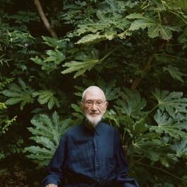 Joe Tilson, by Toby Glanville - NPG x201271