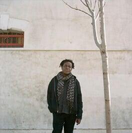 John Akomfrah, by Toby Glanville - NPG x201272