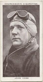 John Rhodes Cobb, issued by W.A. & A.C. Churchman - NPG D49253