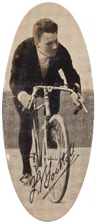 (William) Frank Southall, by Unknown photographer, issued by  Carreras Tobacco Company - NPG D49352