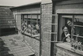 Five of Dorothy Wilding's studio staff, by Beatrice Johnson - NPG x200909