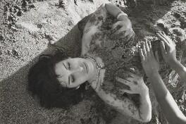 Amy Winehouse, by Blake Wood - NPG x201281