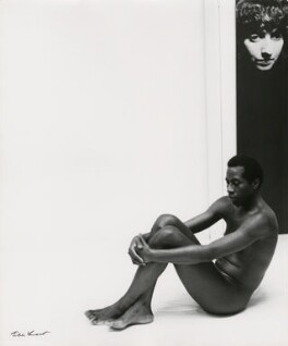 Anthony Sobers, by Ida Kar - NPG x201287