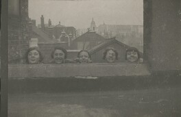 Five members of Dorothy Wilding's Studio Staff, by Unknown photographer - NPG x200918