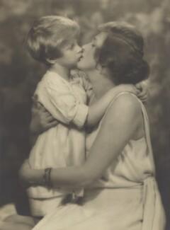 John Rodney Buckmaster; Dame Gladys Cooper, by Marcus Adams - NPG x201315
