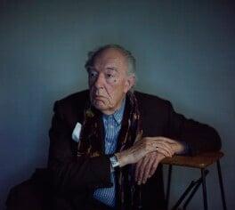 Sir Michael Gambon, by Richard Learoyd - NPG P2093