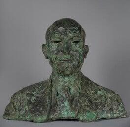 Chaim Azriel Weizmann, by Sir Jacob Epstein - NPG 7115