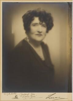 Muriel Hine (Mrs Sidney Coxton), by Lenare - NPG x200158