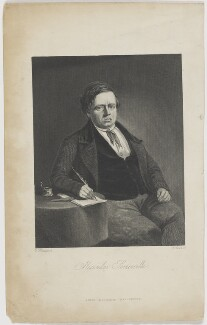 Alexander Somerville, by W. Wood, published by  James Ainsworth, after  P. Wilkinson - NPG D49410