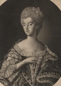 Frederica Sophia Wilhelmina, Princess of Orange, after Unknown artist - NPG D4973