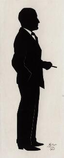 Bert Thomas, by Hubert Leslie - NPG D498