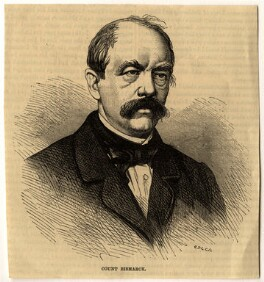 Prince Otto Edward Leopold von Bismarck-Schonhausen, after Unknown artist - NPG D4982