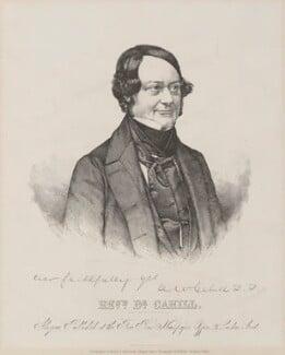 Daniel William Cahill, by Maclure & Macdonald, after a photograph by  Professor Gluckman - NPG D8281
