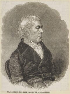 Edward Craven Hawtrey, published by Illustrated London News, after a photograph by  John Jabez Edwin Mayall - NPG D8348