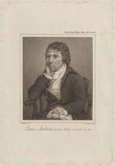 James Anderson, by Samuel Freeman, after  J. Anderson - NPG D8485