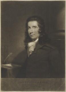 Joseph Gerrald, by Samuel William Reynolds, after  Charles Smith - NPG D8550