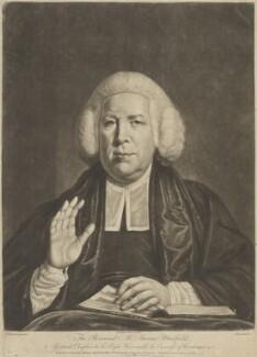 Thomas Maxfield, by Richard Houston, after  Thomas Beach - NPG D8648